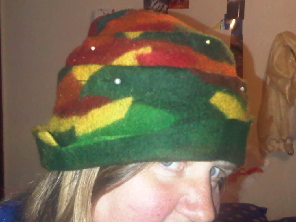hat - for sale when complete
