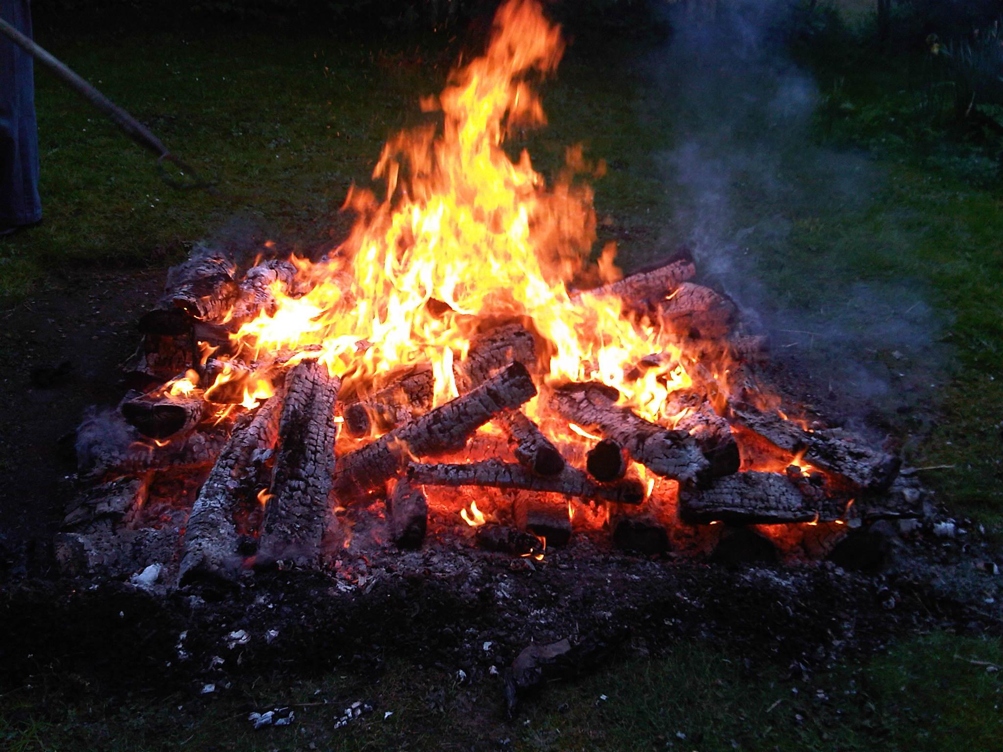 Beltaine Fire